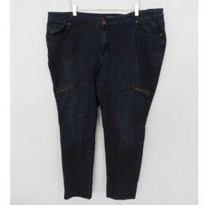 2912b38ff44 Women s Ashley Stewart Plus Size Jeans on Poshmark